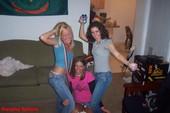 Drunk girl upskirt