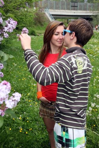 ClubSeventeen.com - Bella E - Bella teasing her boyfriend