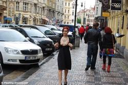 Lulu Jung in Prague set 1 (2013) [HQ Photoset]