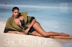 Elle Magazine (June 2014) USA