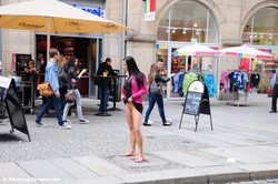 Victoria S. in Dresden set 3 (2013) [HQ Photoset]
