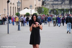 Victoria S. in Dresden set 1 (2013) [HQ Photoset]