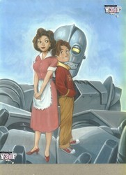 Free Download Porn Comics Iron Giant