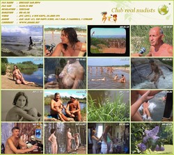 Dressed Sun - (RbA 720x540 - 1.5Gb) Video about family nudism
