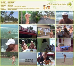 Euronat Euronatural Euronaturally - (RbA 720x540 - 1.5Gb) video about nudism